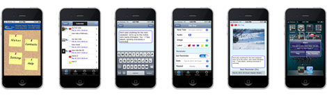 business messaging mobile app